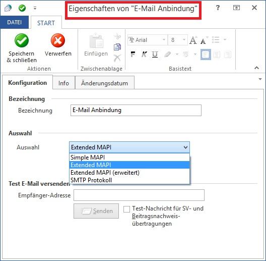 M Email Anbindung Eigenschaften2 BP MB